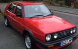 Used buying guide: Volkswagen Golf GTI Mk2 - one we found