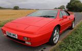 Esprit Turbo red