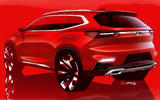 Chery reveals design of upcoming SUV destined for Europe