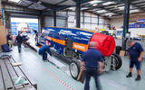 1000mph Bloodhound SSC successfully completes two 200mph runs
