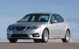 2013 Saab 9-3 - front