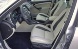 2013 Saab 9-3 - front seat