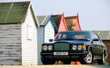 Used car buying guide: Bentley Turbo R - static front