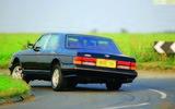 Used car buying guide: Bentley Turbo R - cornering rear