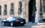 Used car buying guide: Ferrari 456 - static rear