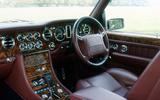 Used car buying guide: Bentley Turbo R - interior