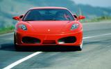 Ferrari F430 drifting