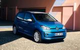 2020 Volkswagen Up White Edition