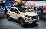 FORD ECOSPORT SES 4WD CONCEPT