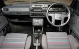 Used buying guide: Volkswagen Golf GTI Mk2 - dashboard