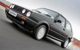 Used buying guide: Volkswagen Golf GTI Mk2 - on the road nose