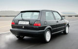 Used buying guide: Volkswagen Golf GTI Mk2 - tracking rear
