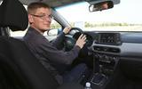 Driving the Hyundai Kona