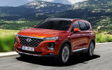 Hyundai Santa Fe 2018 first drive review on the road