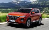 Hyundai Santa Fe 2018 first drive review on the road