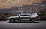 Volvo V60 estate unveiled ahead of Geneva motor show