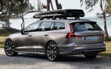 New Volvo V60 leaked ahead of Geneva motor show reveal