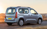 Vauxhall Combo Life revealed as Citroen Berlingo Multispace sibling