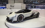 New 200mph Vanda Dendrobium electric supercar unveiled