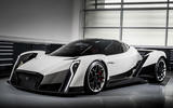 New 200mph Dendrobium D-1 electric supercar to be built in the UK