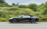 Aston Martin Vanquish S Volante side profile