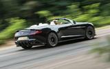 Aston Martin Vanquish S Volante rear