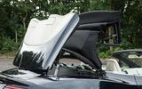 Aston Martin Vanquish S Volante roof closing
