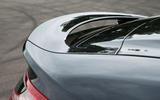 Aston Martin Vanquish S Volante rear spoiler
