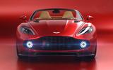 Aston Martin Vanquish Zagato Volante revealed