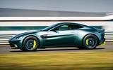 2019 Aston Martin Vantage AMR - side