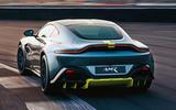 2019 Aston Martin Vantage AMR - rear