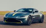 2019 Aston Martin Vantage AMR - front