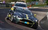 Aston Martin Vantage racer
