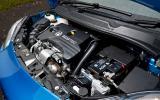 1.0-litre Vauxhall Adam engine