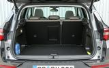 Vauxhall Grandland X boot space