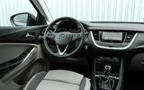 Vauxhall Grandland X dashboard