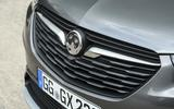 Vauxhall Grandland X front grille
