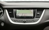 Vauxhall Grandland X infotainment system