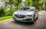 Vauxhall Insignia Country Tourer front end