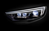 Vauxhall Insignia Country Tourer LED lights