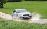 Vauxhall Insignia Country Tourer off-roading