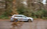 Vauxhall Insignia Sports Tourer longterm review side
