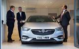 Vauxhall Insignia Sports Tourer longterm review handover