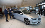 Vauxhall Insignia Sports Tourer longterm review handover keys