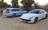 Vauxhall Insignia Sports Touring longterm review Ferrari