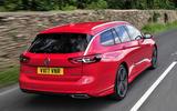 Vauxhall Insignia Sports Tourer rear