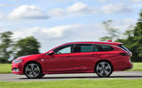 Vauxhall Insignia Sports Tourer side on