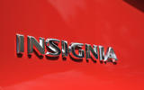 Vauxhall Insignia Sports Tourer badging