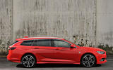 Vauxhall Insignia Sports Tourer side profile