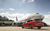 Vauxhall Insignia Sports Tourer rear quarter